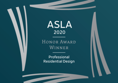 ASLA Awards 2020