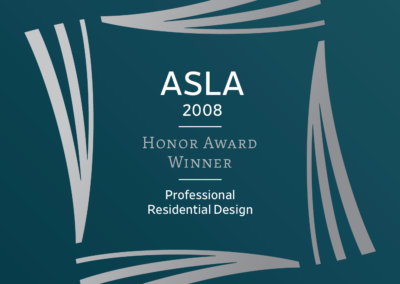 ASLA Awards 2008